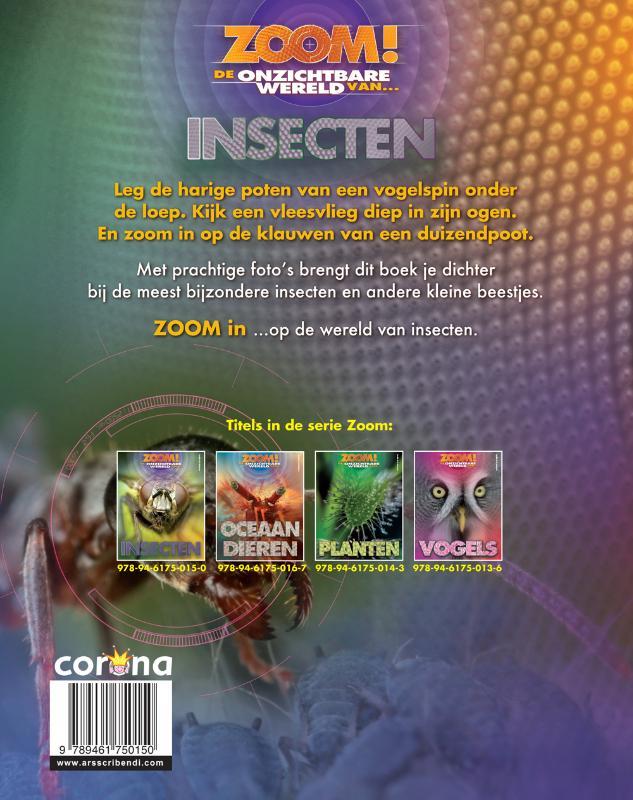 Camilla de la Bedoyere,Insecten