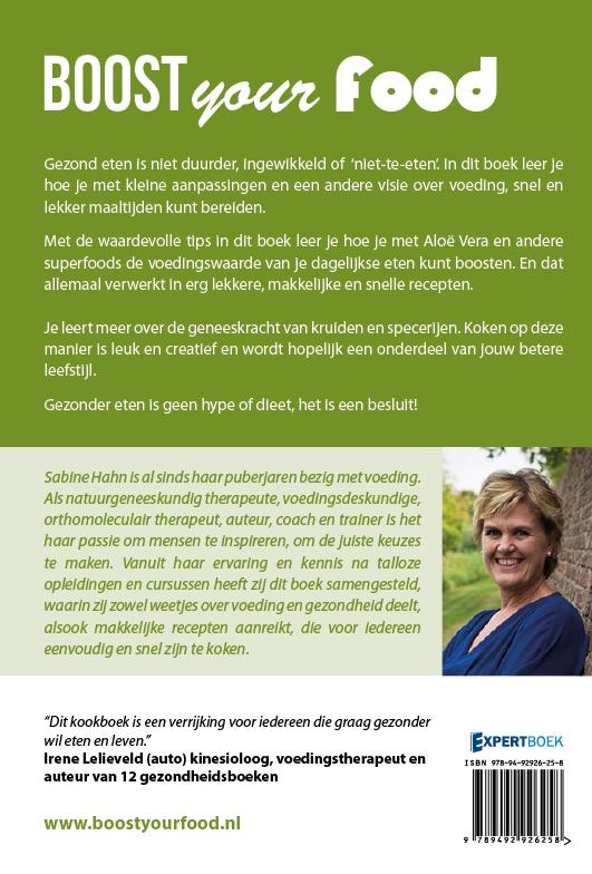 Sabine Hahn,Boost your Food
