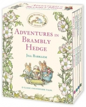 Barklem, Jill Adventures in Brambly Hedge
