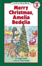 Parish, Peggy Merry Christmas Amelia Bedelia