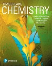 Timberlake, Karen Chemistry