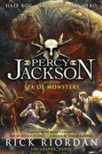 Rick Riordan Percy Jackson and the Sea of Monsters: The Graphic Novel (Book 2)