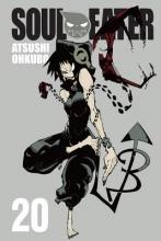 Ohkubo, Atsushi Soul Eater 20