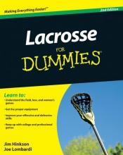Hinkson, Jim Lacrosse For Dummies