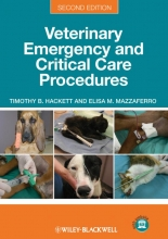 Hackett, Timothy B. Veterinary Emergency and Critical Care Procedures