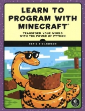 Richardson, Craig Learn to Program with Minecraft