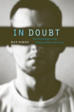 Simon, Dan In Doubt - The Psychology of the Criminal Justice Process