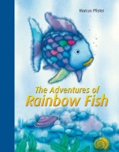 Pfister, Marcus The Adventures of Rainbow Fish