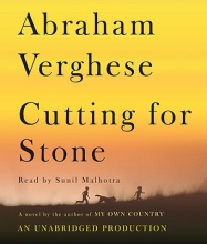 Verghese, Abraham Cutting for Stone