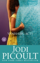 Picoult, Jodi Vanishing Acts