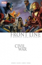 Jenkins, Paul Civil War: Front Line