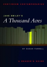 Farrell, Susan Elizabeth Jane Smiley`s a Thousand Acres