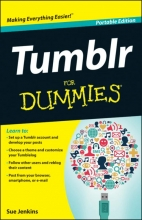 Jenkins, Sue Tumblr For Dummies Portable Edition