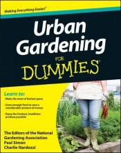 The National Gardening Association, Urban Gardening For Dummies