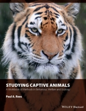 Paul A. Rees Studying Captive Animals