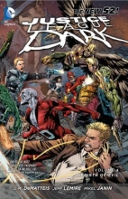 Dematteis, J. M.,   Lemire, Jeff Justice League Dark 4