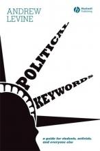 Andrew Levine Political Keywords