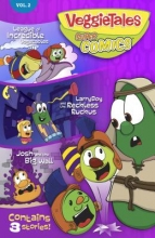 Linne, Aaron Veggietales Supercomics 2