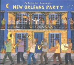 , Putumayo Presents - New Orleans Party (CD)