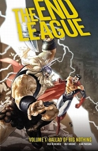 Remender, Rick End League Volume 1