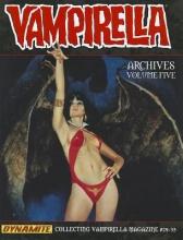 Various Vampirella Archives, Volume 5