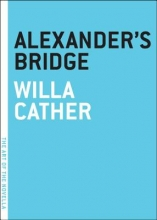Cather, Willa Alexander`s Bridge