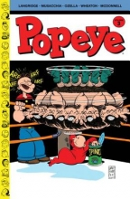 Langridge, Roger Popeye, Volume 3