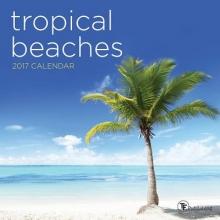 Tropical Beaches 2017 Calendar