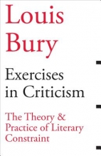 Bury, Louis Exercises in Criticism