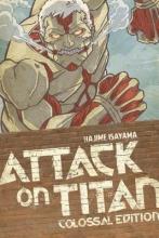 Isayama, Hajime Attack on Titan 3