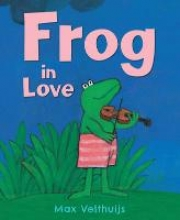 Max,Velthuijs Frog in Love