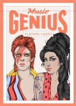 , Genius Music (Genius Playing Cards)