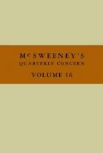 Mcsweeney`s Issue 16
