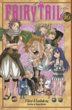 Mashima, Hiro Fairy Tail 16