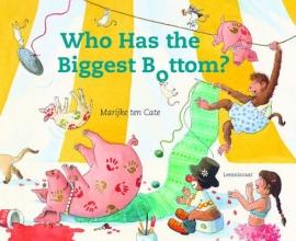 ten Cate, Marijke Who Has the Biggest Bottom