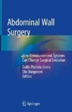 Dalila Patrizia Greco,   Elio Borgonovi Abdominal Wall Surgery