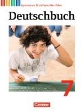 Fenske, Ute,   Wagener, Andrea,   Gierlich, Heinz,   Grunow, Cordula,Deutschbuch 7. Schuljahr Gymnasium Nordrhein-Westfalen. Schülerbuch