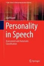 Tim Polzehl Personality in Speech