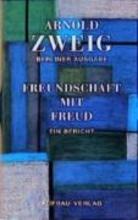 Zweig, Arnold Freundschaft mit Freud