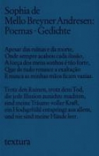 Breyner Andresen, Sophia de Mello Poemas - Gedichte
