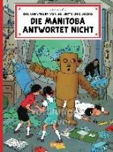 Hergé Die Abenteuer von Jo, Jette und Jocko 01: Die Manitoba antwortet nicht
