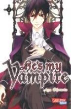 Shouoto, Aya He`s my Vampire 02