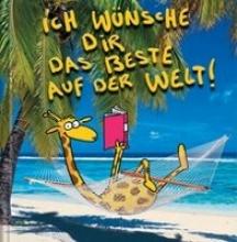 Holzach, Alexander Ich wünsche dir das Beste auf der Welt!