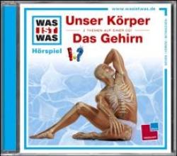 Baur, Manfred Was ist was Hörspiel-CD: Unser KörperDas Gehirn