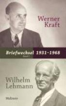 Kraft, Werner Briefwechsel 1931-1968