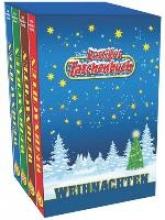 Disney Lustiges Taschenbuch Weihnachten Band 1 - 4 im Schuber