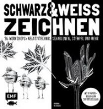 Velasquez, Deborah Schwarz & Weiß zeichnen