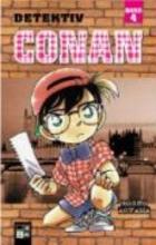 Aoyama, Gosho Detektiv Conan 04