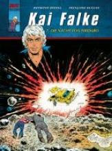 Reding, Raymond Kai Falke 07. Die Nacht von Tibidabo