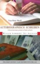 Weiss, Peter Autobiographisch Schreiben